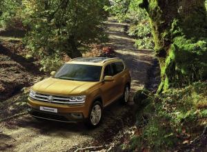 Семиместный Volkswagen Teramont: раскрываем секреты нового немецкого кроссовера