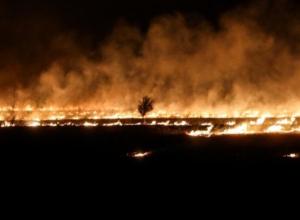 В Волгоградской области ждут повторения августовских пожаров
