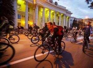 Волгоградцы готовят ночной «забег» на велосипедах