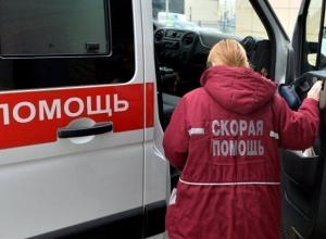 В Волгограде грабителя магазина обнаружили в туалете с порезанной шеей