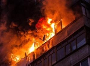 Пожарные эвакуировали 30 человек в результате ЧП под Волгоградом