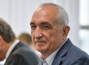 Президент Федерации футбола Волгоградской области Рохус Шох войдет в исполком РФС