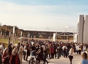 Волгоградцы толпами атакуют музей «Россия. Моя история» в «бесплатные» дни