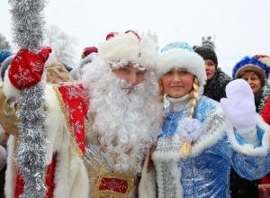 В Волгограде рассказали, чем удивит гостей резиденция Деда Мороза