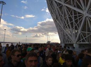 РФС выпустил видеоролик о стадионе «Волгоград Арена»