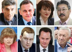 Волгоградские вице-губернаторы: у кого больше