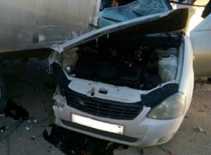 69-летняя жительница Волжского погибла в страшном ДТП с «Газелью»