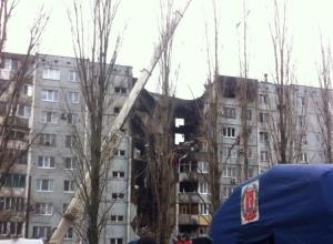 В Волгограде взорвавшийся дом не подлежит восстановлению