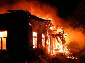 За сутки трое мужчин чудом выжили при пожарах в Волгоградской области