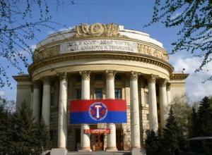 100-летие волгоградских профсоюзов отметили вместе с губернатором и спортсменами