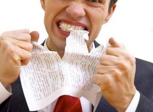 Волгоградец на выборах съел бюллетень из-за отсутствия графы «против всех»