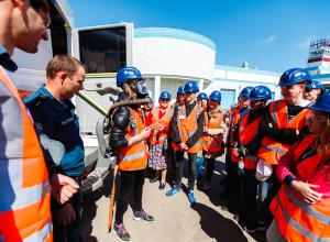 В День Семьи компанию «ЕвроХим-ВолгаКалий» посетили более 70 человек