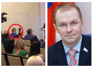«Единая Россия» заманила к себе волгоградского справоросса под предлогом поддержки Путина