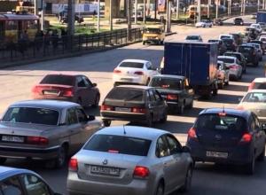 Новая схема движения вводится на Самарском разъезде в Волгограде с 28 октября
