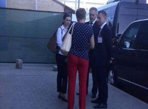 Несколько десятков бизнесменов из Ирана прилетели в Волгоград