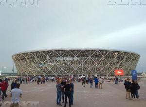 «Волгоград Арена» не готова к матчу «Ротора»