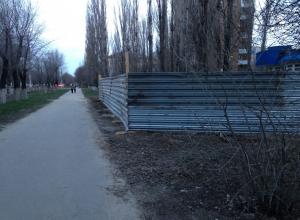 «Блокнот Волгограда» сподвиг мэрию проверить законность строительства гостиницы на зеленой зоне