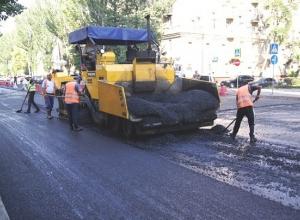 В трех районах Волгограда обещают отремонтировать дороги