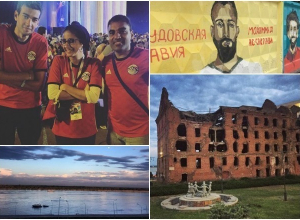 Что иностранцы рассказали в своих Instagram о Волгограде