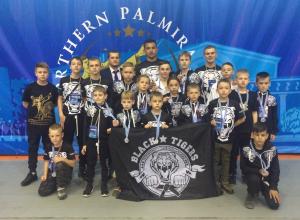 Юные «Черные Тигры» привезли в Волгоград медали международного турнира по тхэквондо
