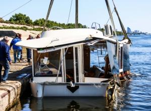 Капитан затонувшего в Волгограде катамарана с 11 погибшими был пьян, - источник