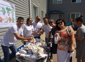 Молодые специалисты «ЕвроХим-ВолгаКалий» организовали благотворительную ярмарку