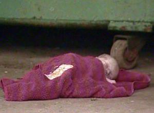 Мертвый младенец обнаружен возле гаражей в Михайловке