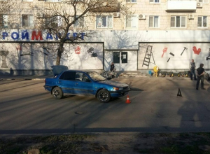 На юге Волгограда мужчина на Mitsubishi сбил 2-летнего мальчика