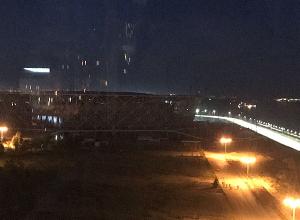 Стадион «Волгоград Арена» перестали подсвечивать после ЧМ-2018