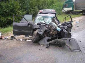 В ДТП погибли 4 человека