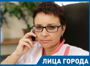 Скорая медицинская помощь - это всегда авангард здравоохранения, - Юлия Ромащенко о престиже неотложки в Волгограде