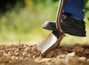 Двое приятелей похоронили раздражавшего их соседа в ковре под Волгоградом