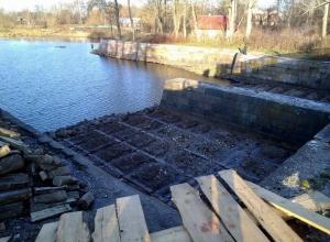 Ремонтом плотин занялись в Волгоградской области