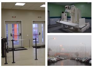 Новый приемно-диагностический корпус волгоградской больницы №25 достроят в декабре