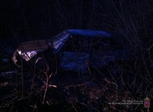 Водитель ВАЗа пошел на таран КамАЗа под Волгоградом и оказался в больнице