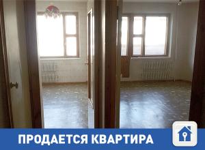 Продается однокомнатная квартира в Волгограде от собственника