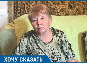 Пенсионерка вынуждена работать уборщицей, чтобы «отработать» затопление квартиры волгоградцев