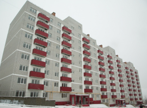 Первая многоэтажка для сирот возведена в Волгограде