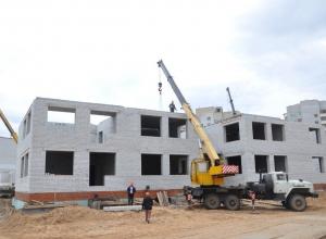 В Волгограде появится три новых детских сада