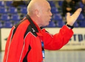 Фоторепортаж: в Волгограде проиграть гандболисткам помог бывший тренер