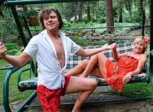 Волгоградца Прохора Шаляпина застукали в Сочи с бывшей женой