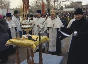 На время крестного хода будут перекрыты дороги в центре и на севере Волгограда