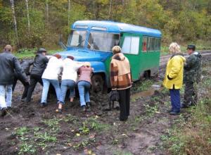 Полиция займется нелегальными пассажирскими перевозками под Волгоградом