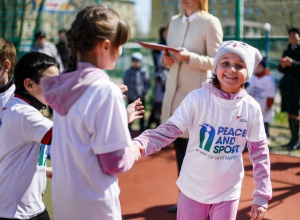 Фонд Елены Исинбаевой устроит спортивные соревнования для детей из социально-реабилитационных центров