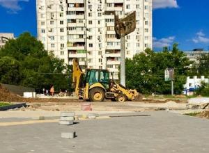 «Взлетная полоса» появится в одном из парков Волгограда
