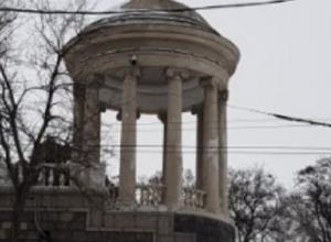 Волгоградскую ротонду отремонтируют спустя 60 лет