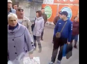 Отмена маршруток в Волгограде привела к транспортному коллапсу в первый же рабочий день