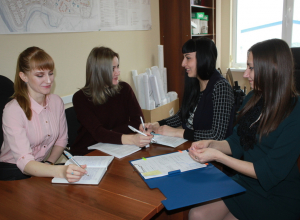 Юным котельниковцам помогают определиться с выбором профессии