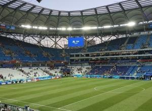 Гимн «Пришел футбол на Землю» презентуют болельщикам 29 июня в Волгограде