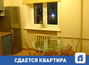 Сдается двухкомнатная квартира в Волгограде